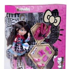 Otras Muñecas de Famosa: MUÑECA ISABELLA TROUSSEAU FASHION CLUB HELLO KITTY (FAMOSA). NUEVA EN CAJA!!.. Lote 279566168