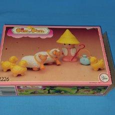 Otras Muñecas de Famosa: CAJA PIN Y PON DE FAMOSA PASTOR REF. 2226. Lote 286154163