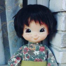 Otras Muñecas de Famosa: MUÑECA DE FAMOSA PECAS,AÑOS 80,MIDE 52 CTM. Lote 288384353