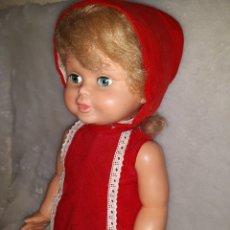 Otras Muñecas de Famosa: TELVITA FAMOSA CAPERUCITA ROJA. Lote 289007178