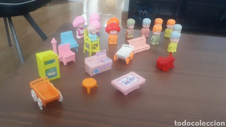 Otras Muñecas de Famosa: Lote pinypon pin y pon - Foto 3 - 289710148