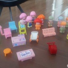 Otras Muñecas de Famosa: LOTE PINYPON PIN Y PON. Lote 289710148