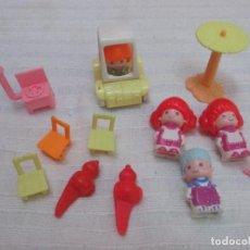 Otras Muñecas de Famosa: LOTE JUGUETE PIN Y PON AÑOS 80. Lote 289749823