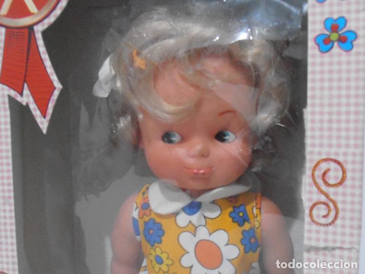 Otras Muñecas de Famosa: MUÑECA SALTARINA DE FAMOSA, CAJA ORIGINAL SIN USO, AÑOS 70 - Foto 2 - 292302663