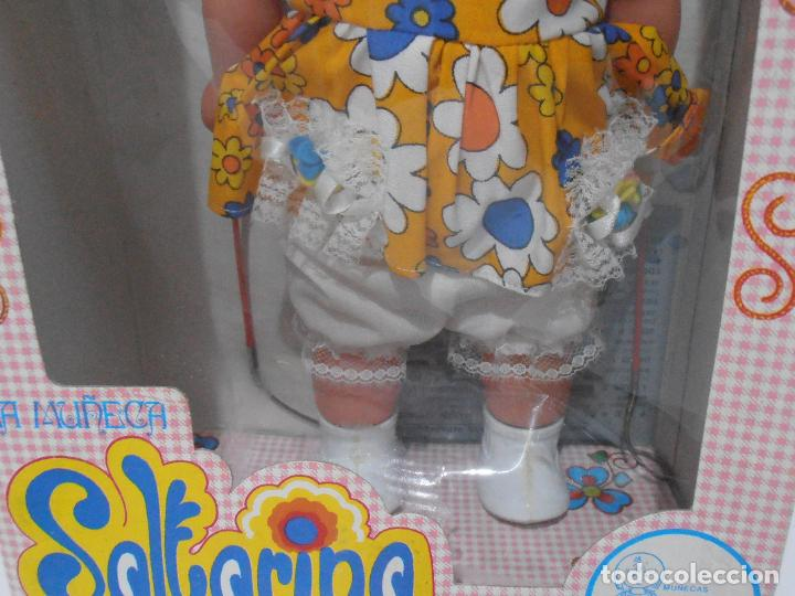 Otras Muñecas de Famosa: MUÑECA SALTARINA DE FAMOSA, CAJA ORIGINAL SIN USO, AÑOS 70 - Foto 3 - 292302663