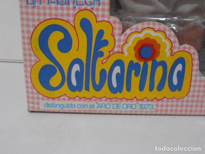 Otras Muñecas de Famosa: MUÑECA SALTARINA DE FAMOSA, CAJA ORIGINAL SIN USO, AÑOS 70 - Foto 4 - 292302663