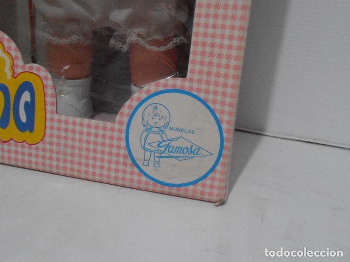 Otras Muñecas de Famosa: MUÑECA SALTARINA DE FAMOSA, CAJA ORIGINAL SIN USO, AÑOS 70 - Foto 5 - 292302663
