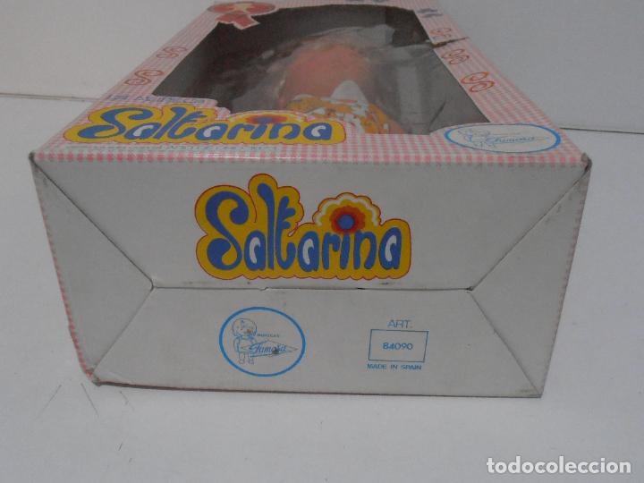Otras Muñecas de Famosa: MUÑECA SALTARINA DE FAMOSA, CAJA ORIGINAL SIN USO, AÑOS 70 - Foto 8 - 292302663