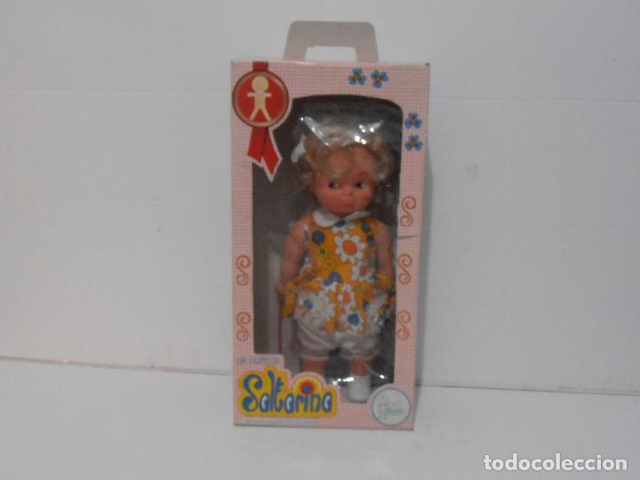 MUÑECA SALTARINA DE FAMOSA, CAJA ORIGINAL SIN USO, AÑOS 70 (Juguetes - Muñeca Española Moderna - Otras Muñecas de Famosa)