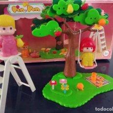 Otras Muñecas de Famosa: ARBOL FANTÁSTICO PIN Y PON. Lote 292600203