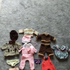 Otras Muñecas de Famosa: LOTE ROPA MOCOSETE DE TOYSE. Lote 297056983