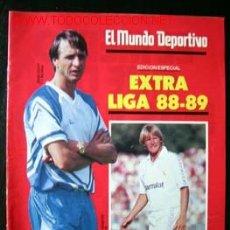 Coleccionismo deportivo: EL MUNDO DEPORTIVO - EDICIÓN ESPECIAL. EN PORTADA JOHAN CRUYFF. Lote 13781508