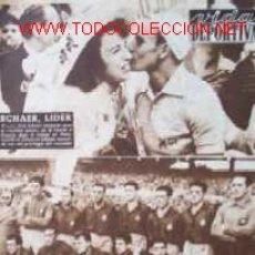 Coleccionismo deportivo: VIDA DEPORTIVA -AÑO 1953- SELECCION ESPAÑOLA DE FUTBOL - TOUR DE FRANCIA. Lote 13943151