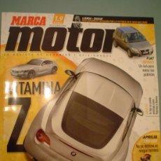 Coleccionismo deportivo: MARCA MOTOR Nº 27 (01-06). Lote 3199768