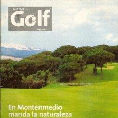 Coleccionismo deportivo: REVISTA 'NUESTRO GOLF', Nº 5. MAYO 2003.. Lote 23227916