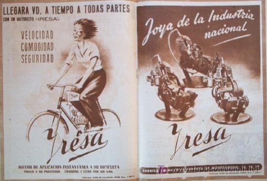 Coleccionismo deportivo: SEMANARIO DEPORTIVO MARCA - Año 1949 - En Portada: EL PARTIDO REAL MADRID - DEPORTIVO DE LA CORUÑA - Foto 5 - 26752416