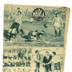 Coleccionismo deportivo: MARCA SUPLEMENTO GRÁFICO DEPORTES Nº 170 1944 ATLÉTICO AVIACIÓN BATE REAL SOCIEDAD. Lote 4894407