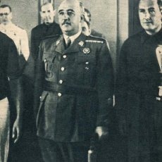 Coleccionismo deportivo: MARCA. SUP. GRAFICO DE LOS MARTES 10 AGOSTO 1943 Nº 37. CAUDILLO PRESIDE PRUEBAS BALANDROS CORUÑA. Lote 7159472