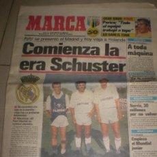 Coleccionismo deportivo: MARCA 50 ANIVERSARIO. COMIENZA LA ERA SCHUSTER. PERICO DELGADO. JULIO 88.. Lote 22574025