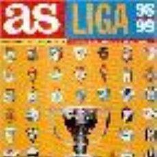 Coleccionismo deportivo: GUÍA AS LIGA DE FÚTBOL 98-99. Lote 19644718