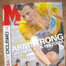 Coleccionismo deportivo: GUÍA MARCA DE CICLISMO 04. Lote 25054264