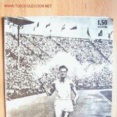 Coleccionismo deportivo: MARCA. SEMANARIO GRÁFICO DE LOS DEPORTES. Nº 296. 3 AGOSTO 1948. Lote 17736541