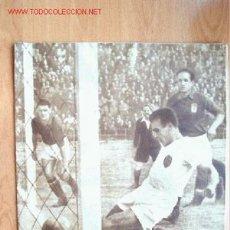 Coleccionismo deportivo: MARCA. SEMANARIO GRÁFICO DE LOS DEPORTES. Nº 220. 18 FEBERO 1947. Lote 17736542
