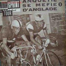 Coleccionismo deportivo: MIROIR SPRINT, LE REFLET DU SPORT TOUR. MIROIR SPRINT, LE REFLET DU SPORT. 1961. Lote 19083303