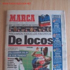 Coleccionismo deportivo: DIARIO MARCA AÑO 1995. Lote 2829115