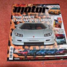 Coleccionismo deportivo: REVISTA MARCA MOTOR Nº. 9. JULIO 2004. Lote 9957352