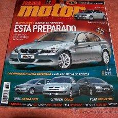 Coleccionismo deportivo: REVISTA MARCA MOTOR Nº. 14. DICIEMBRE 2004. Lote 9957399