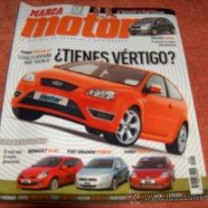Coleccionismo deportivo: REVISTA MARCA MOTOR Nº. 26. DICIEMBRE 2005. Lote 50354211
