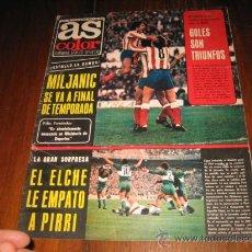 Collectionnisme sportif: AS COLOR Nº 238 9 DE DICIEMBRE DE 1975. Lote 11389184