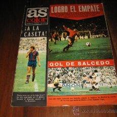 Collectionnisme sportif: AS COLOR Nº 195 11 DE FEBRERO DE 1975. Lote 12283867