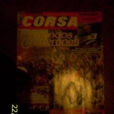Coleccionismo deportivo: LOTE DE REVISTAS CORSA. Lote 26989846