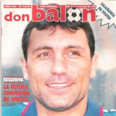 Coleccionismo deportivo: DON BALON Nº 1030. JULIO 1995. SALAMANCA EN POSTER.. Lote 11577711
