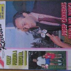 Coleccionismo deportivo: REVISTA SPORT SUPLEMENTO DEPORTIVO NUMERO 21 POSTER SERGEI BUBKA. Lote 26638621