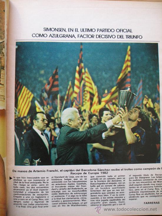 Coleccionismo deportivo: INTERIOR - Foto 5 - 26380454