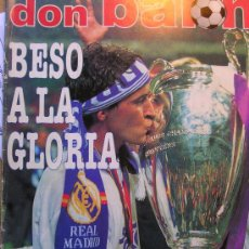 Coleccionismo deportivo: REVISTA DON BALON REAL MADRID CAMPEON DE EUROPA LA SEPTIMA. Lote 26789682