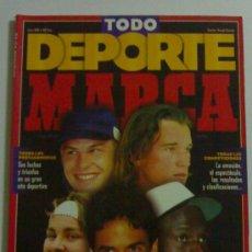 Coleccionismo deportivo: MARCA TODO DEPORTE 97-98 . Lote 26428700