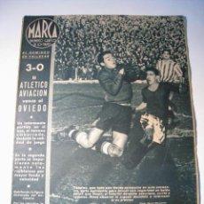 Coleccionismo deportivo: MARCA SUPLEMENTO GRAFICO MARTES Nº 9 - 26/01/1943. Lote 14201624