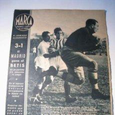 Coleccionismo deportivo: MARCA SUPLEMENTO GRAFICO MARTES Nº 10 - 02/02/1943. Lote 14201631