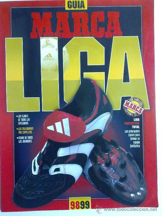 GUIA MARCA 98-99 CASI NUEVA (Coleccionismo Deportivo - Revistas y Periódicos - Marca)