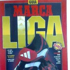 Coleccionismo deportivo: GUIA MARCA 98-99 CASI NUEVA. Lote 27603898