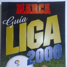 Coleccionismo deportivo: GUIA MARCA 2000 CASI NUEVA. Lote 27310854