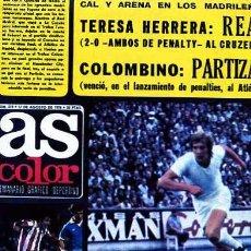 Coleccionismo deportivo: REVISTA DEPORTIVA AS COLOR Nº 274. Lote 15031793