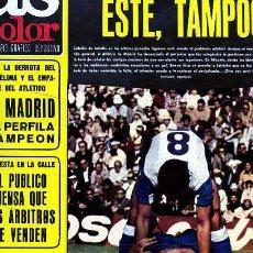 Coleccionismo deportivo: REVISTA DEPORTIVA AS COLOR Nº254 CONTIENE POSTER ELCHE. Lote 15045182