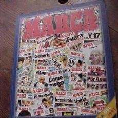 Coleccionismo deportivo: MARCA. ANUARIO EDICION ESPECIAL. AGENDA DEL DEPORTE 1997. *. Lote 15485742