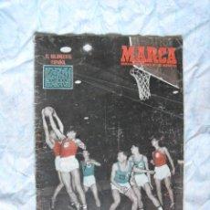 Coleccionismo deportivo: MARCA,SEMANARIO GRAFICO DE LOS DEPORTES Nº 531 3 DE FEBRERO 1953. Lote 15766408