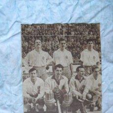 Coleccionismo deportivo: MARCA,SEMANARIO GRAFICO DE LOS DEPORTES Nº528 13 DE ENERO 1953. Lote 15766648